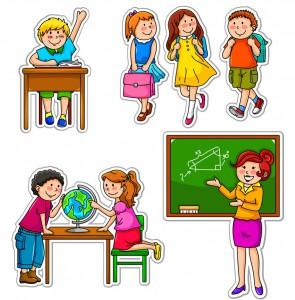 iskolaban
